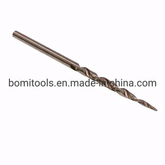 "Customize Tapered Shank HSS Drilling Tool for 9/64"" Twist Drill Bit"