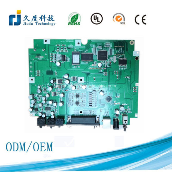 One-Stop OEM ODM WiFi Camera PCBA with Factory Price for Security