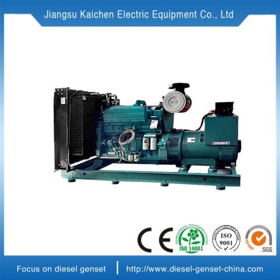 AC Three Phase Manufactory Silent / Open Diesel Generator Set with Cummins Engine 824kw 1030kVA