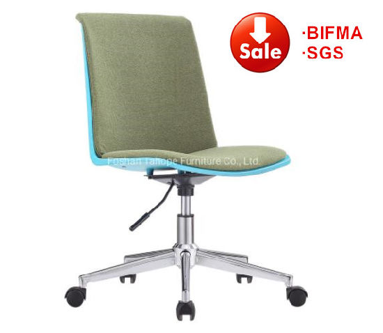 Modern Simple Plastic Home Living Room Training Executive Office Computer Chair Conference Workstation