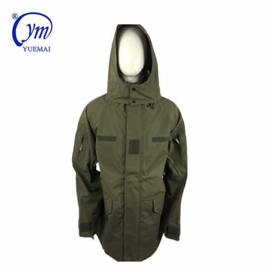 Waterproof Military Parka