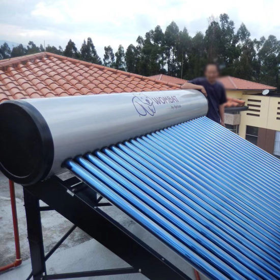 Stainless Steel 300L High Pressure Solar Water Heater