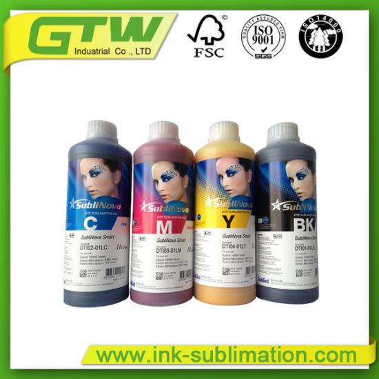 Korea Inktec Sublinova Smart Inkjet Sublimation Ink for Mutoh/Mimaki Printers