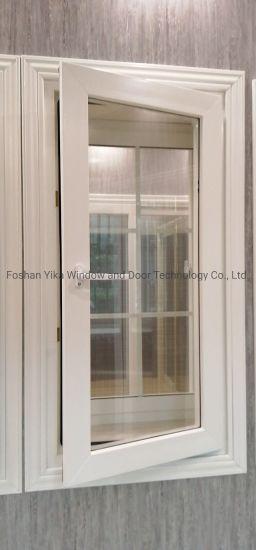 PVC Window Price/Vinyl Plastic Window/Overhead Opening Windows/UPVC Awning Window/Hung Window