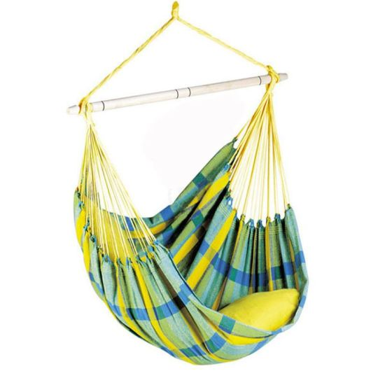 China Outdoor Portable Travel Folding Swings Camping Hammock Chair