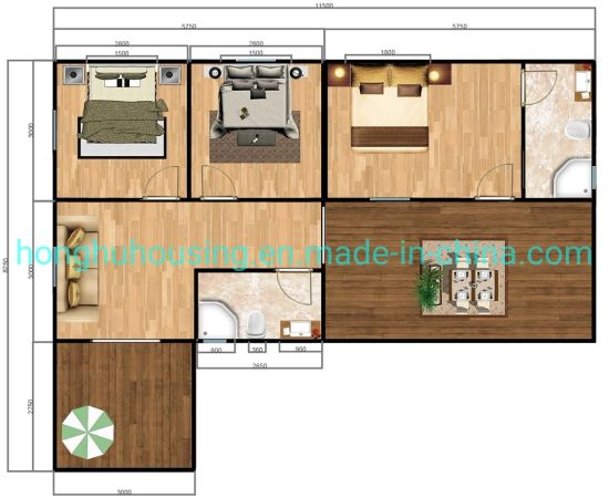Two-Story 20/40FT Luxury Modular Prefab Modern Container House/ Prefabricated on green roof structure design, single container interior design, container construction, container architecture design, container home, kerala home plans and design, shipping container design, container box houses, steel container design, container buildings design, small 16x20 homes design, big boom design, container cabin design, storage container design, container cafe design, container store design, container restaurant design, container shop design, prefab warehouse design, container studio design,