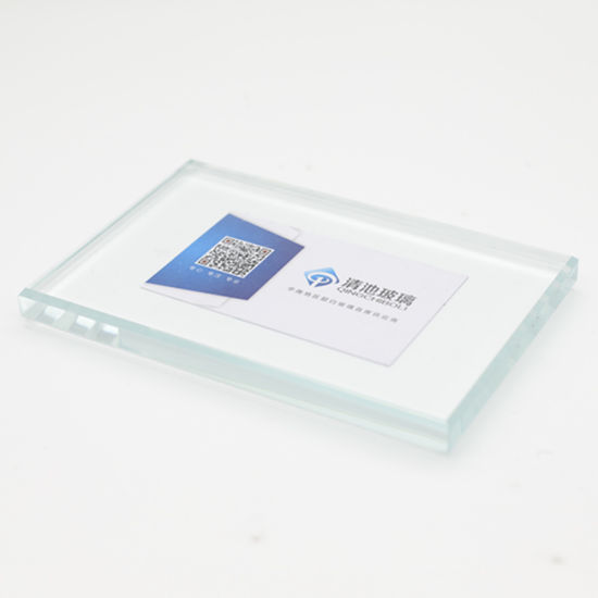 3mm-19mm Super Fine and High Transparent Ultra Clear Building Float Glass (UC-TP)