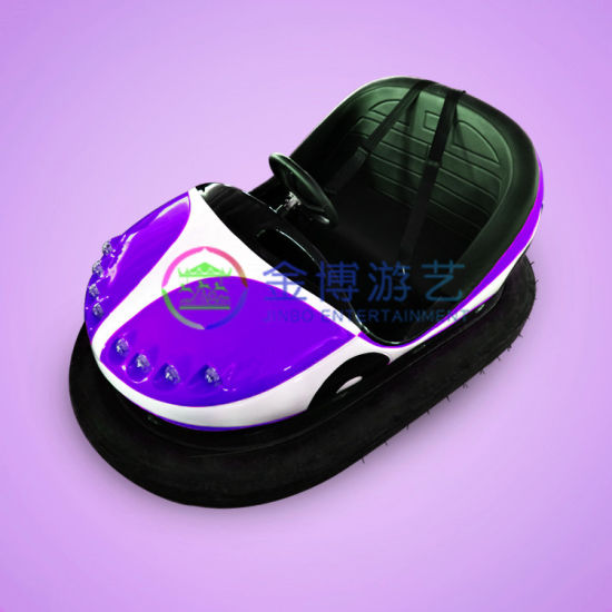 European Style Playground Electric Bumper Car Parent-Child Amusement Park Ride