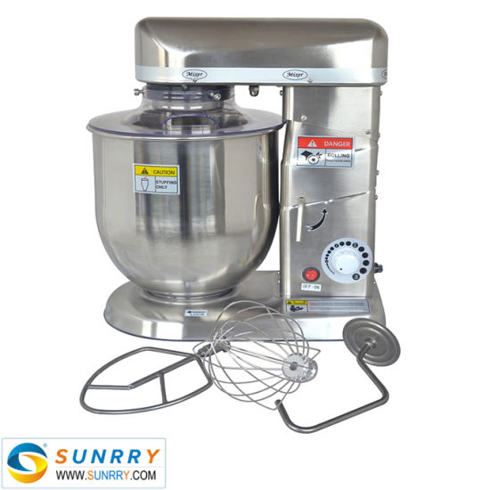 China Commercial Kitchen Aid Brand Large Food Mixers - China ...