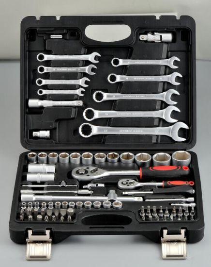 """82PCS 1/2"""" & 1/4"""" Socket & Spanner Auto Repair Tools /Hand Tools"""