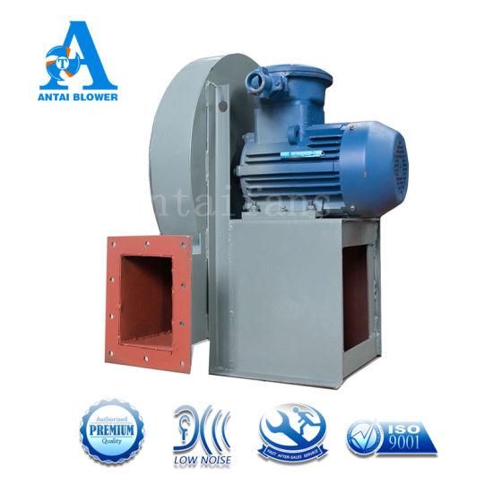9-12 Industrial Ventilation High Pressure Centrifugal Blower Fan for Power Plant Tunnel Fan