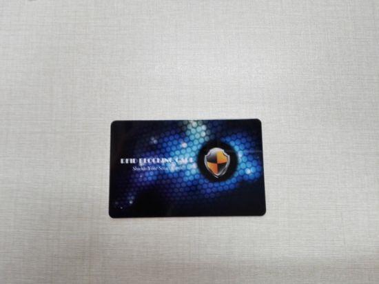 High Security Protectors Anti Skimming RFID Blockingcard