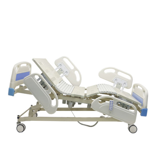 Linak Medical Automatic Multifunction ICU 5 Functions Electric Hospital Bed