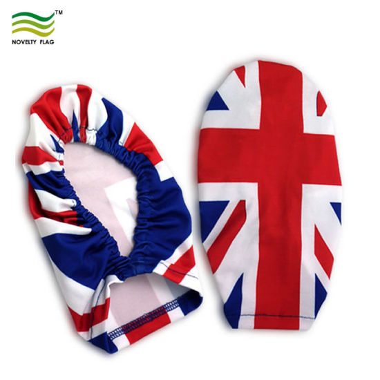 Worldwide Car Wing Mirror Cover Flag (L-NF11F14013) pictures & photos