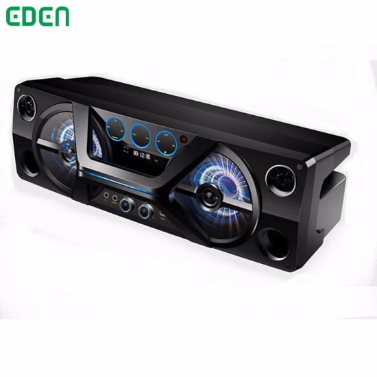 Ce RoHS Wireless Professional Portable Rechargeable DJ Karaoke Dacne Bluetooth PA Speaker ED-503