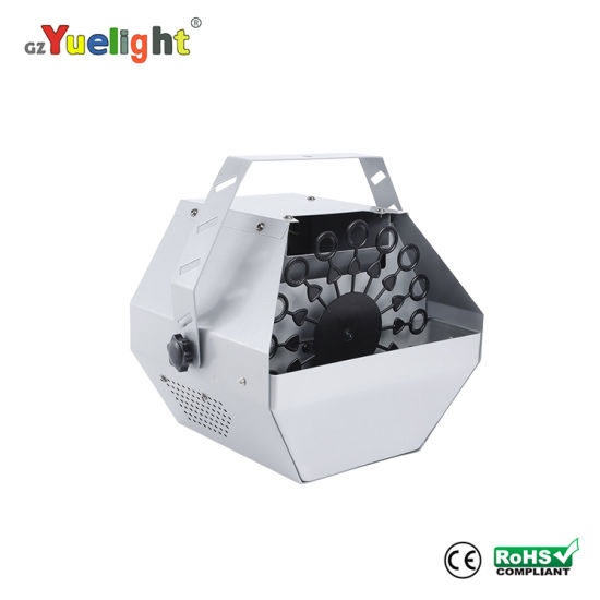 Party Wedding Decoration Small Bubble Machine with Remote Control