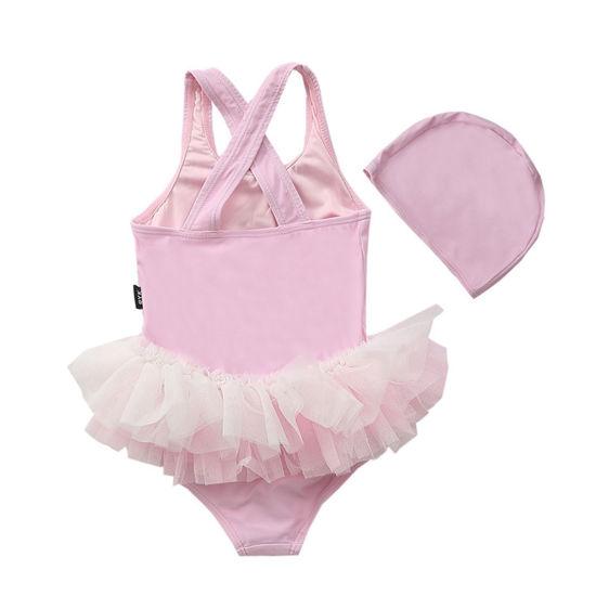 Kids GirlsSwimwear SwimsuitOne Piece Bikini Bathing Suit Beachwear