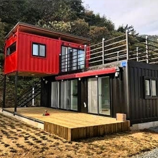 40 Feet Container Homes: China 20FT 40FT Shipping Containers Homes Modular
