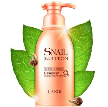 Snail Extract Body Cream & Skin Cream Moisturizer Moisturizer Is a Whitening and Anti-Aging Cream for Dry and Rough Skin