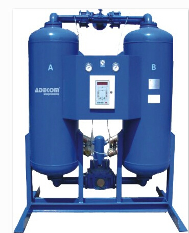 High Pressure Heatless Heated Regenerative Desiccant Air Dryer (KRD-80WXF)