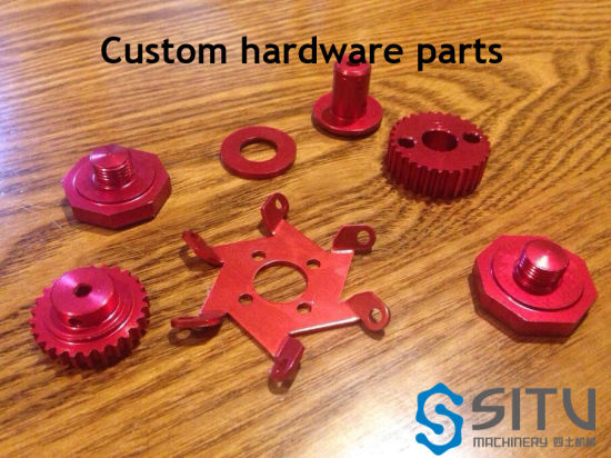 Custom Made Machined Metal Spare Part, Stainless Steel Hardware