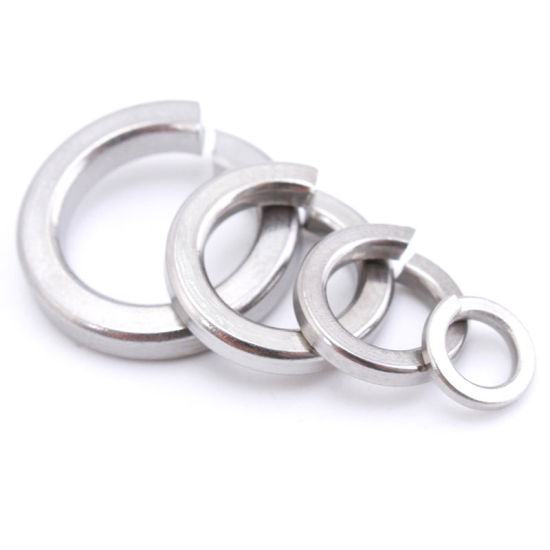 China SS304, Ss306 Spring Washer M6 M8 M10 M12 M14 - China Carbon
