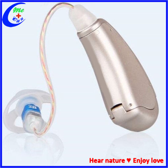 Excellent Clarity and Comfortable Ric Digital Hearing Aid pictures & photos
