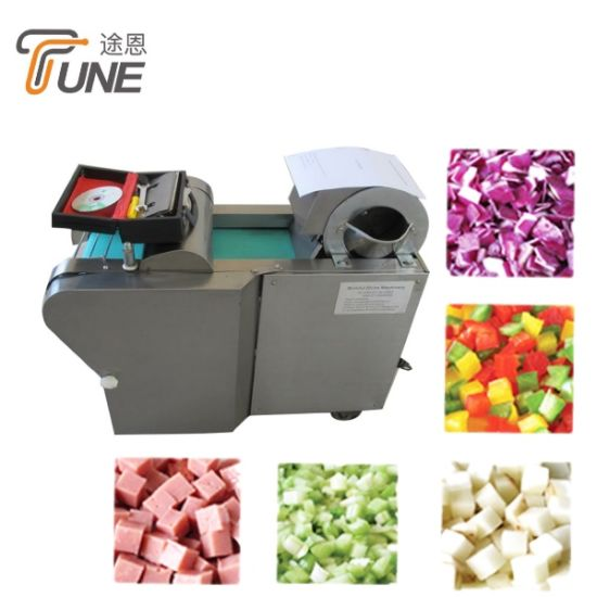 Multi-Function Automatic Stainless Steel Fruit Vegetable Cutting Machine