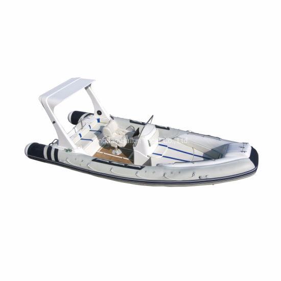 Rib660m Rib Inflatable Boat OEM