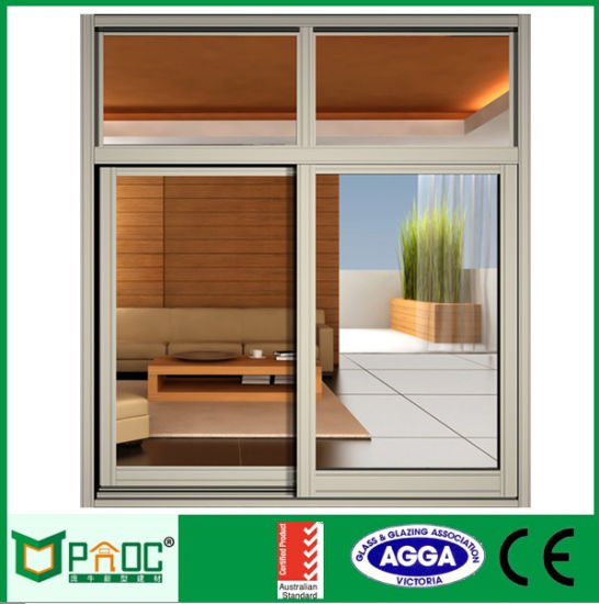 China Aluminium Alloy Frame Fire Rated Sliding Window Price