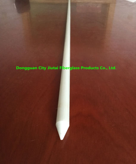 Fiberglass Sharpened Stake, Fiberglass Sharpened Support Stake for Garden pictures & photos