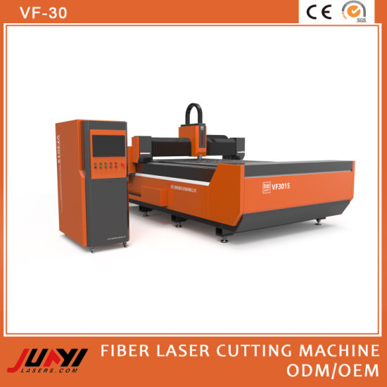 High Quality Fiber Laser Cutting Machine for Cutting Thin Metal Sheet/Carbon Steel/Aluminum/Stainless Steel (3000W)