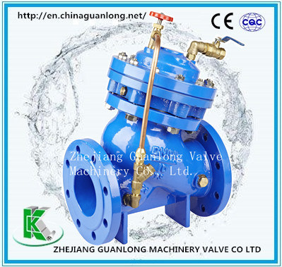 (F745X) Globe Double Chamber Float Ball Water Level Control Valve pictures & photos