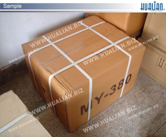 Hualian Automatic Electric Strapping Machine (KZ-8060/C) pictures & photos