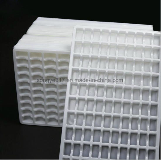 Hardware PP White Anti-Static Plastic Tray Packaging pictures & photos