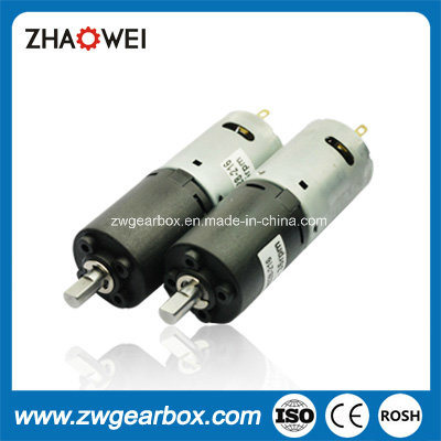 24V Low Rpm Small Planetary Geared Motor pictures & photos