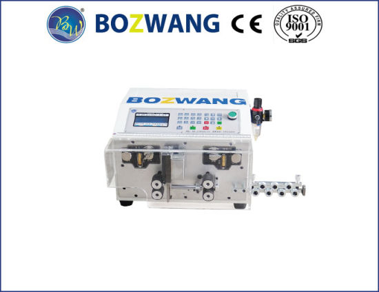Bzw-882dh Computerized Cutting and Stripping Machine for Round Sheathed Cable pictures & photos