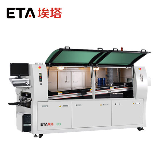 New PCB Wave Solder Machine LED Soldering Robot