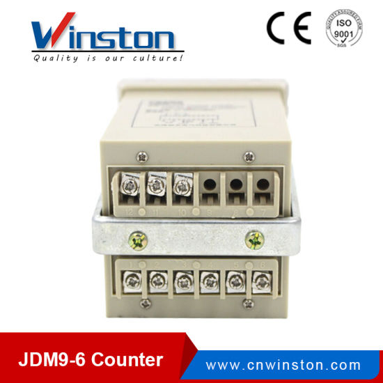 Jdm9-6 Digital Time Digital Counter with Ce pictures & photos