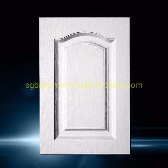 China Pvc Membrane Rtf Cabinet Door, Rtf Cabinet Doors Manufacturers