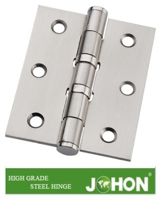 "Bearing Hardware Steel or Iron Door Hinge (3""X2.5"" Round Corner hardware accessories) pictures & photos"