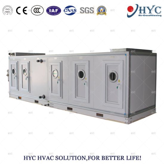 Heat Recovery Fresh Air Handling Unit Commercial HVAC System