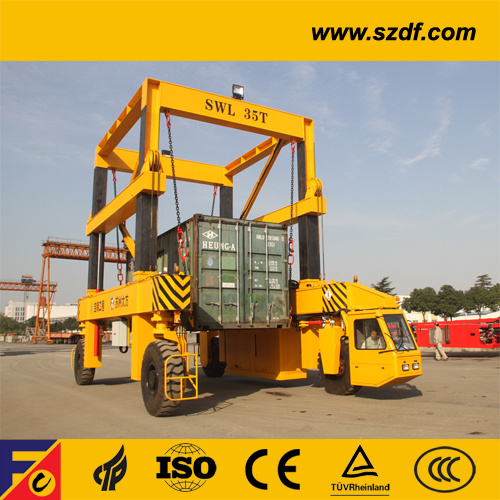 Rtg Crane/ Rubber Tyre Container Gantry Crane pictures & photos