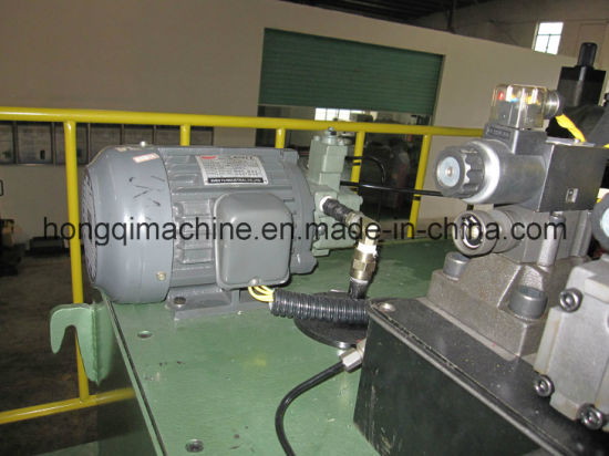 100t Four Columns Hydraulic Bending Machine pictures & photos