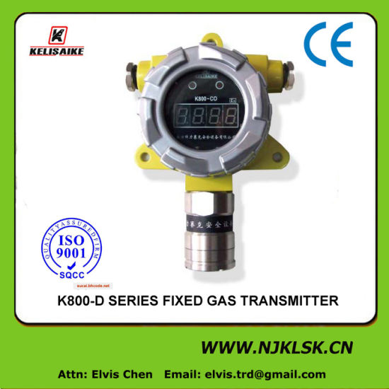 Factory Working Area Toxic Gas Monitor Fixed Co Gas Detector pictures & photos
