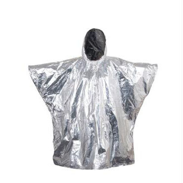 Medical Products PE Poncho with Ce Approved for Single Use