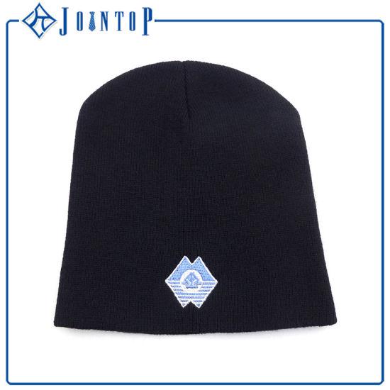 China 100% Acrylic Cheap Knit Pattern Beanies Hat - China Cheap Knit ... 7fea6592ef5