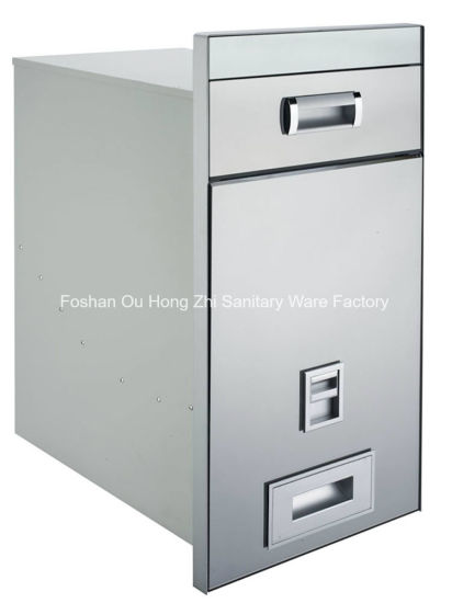 Nice Hot Sale Storage Container Dispenser Metal Steel Rice Box Container For  Kitchen