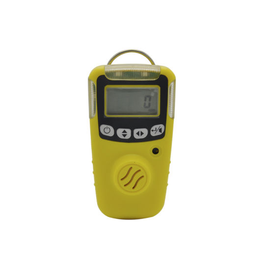 Replaceable Battery Single Use Portable Gas Detector