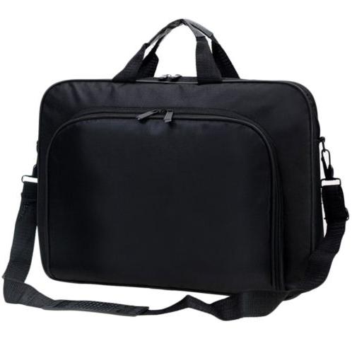 Portable Business Handbag Shoulder Laptop Notebook Bag Case Multifunction